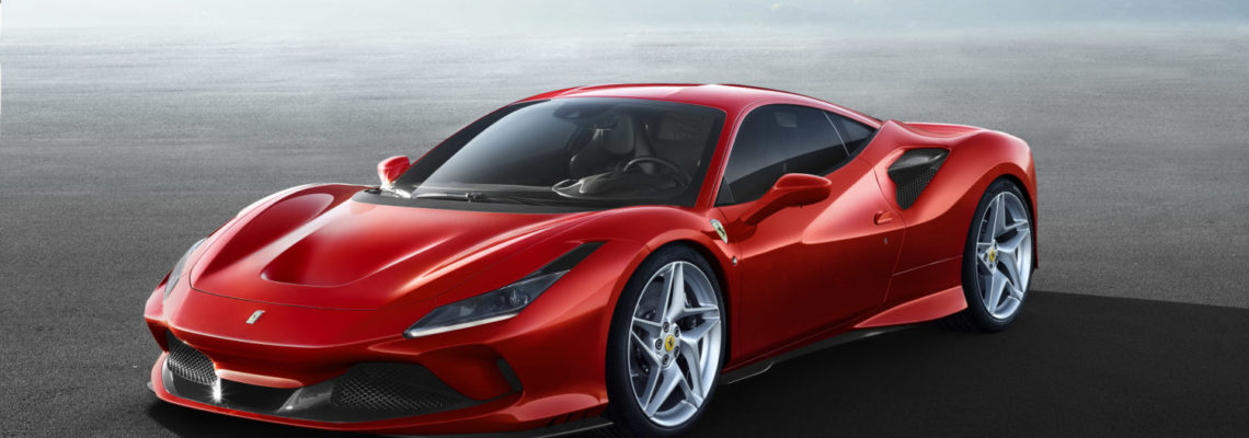 The Ferrari F8 Tributo: A Celebration Of Excellence