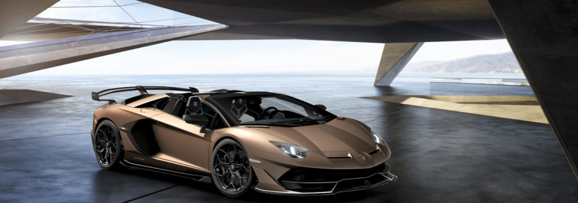 The Aventador SVJ Roadster – Exclusive Open Air Driving Perfection