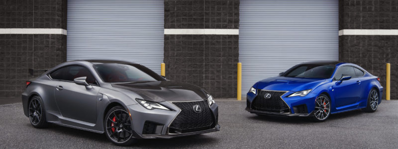 New Lexus Sport Coupes Hit South Africa