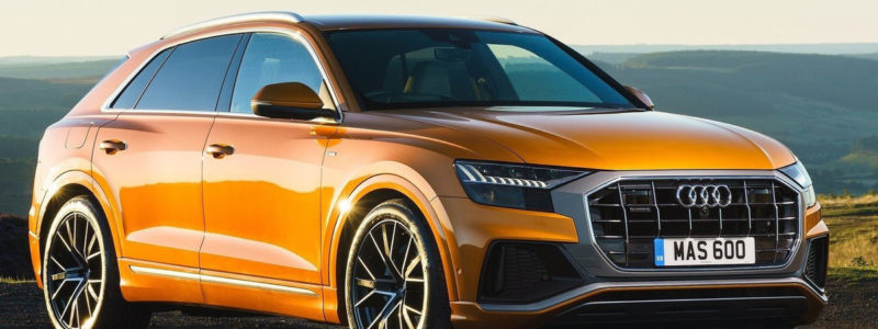 Welcome To The 8th Dimension Audi Q8