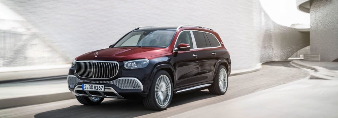 GLS With The Luxury Of A Top-class Saloon – The Mercedes – Maybach GLS 600 4-Matic