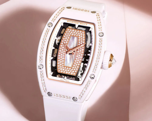 For The Powerful Women –  Richard Mille – RM 07 – 01