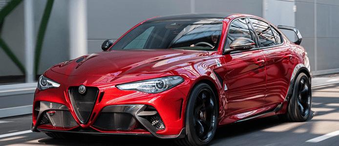 The Return Of The Monster Alfa Giulia GTA