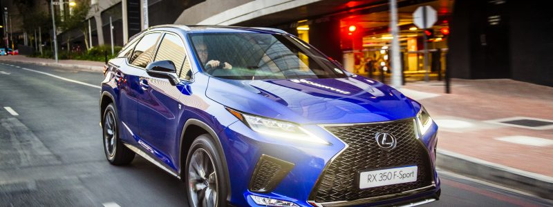 Traveling Off The Beaten Path In The Northern Cape With The Lexus RX 350 F-Sport