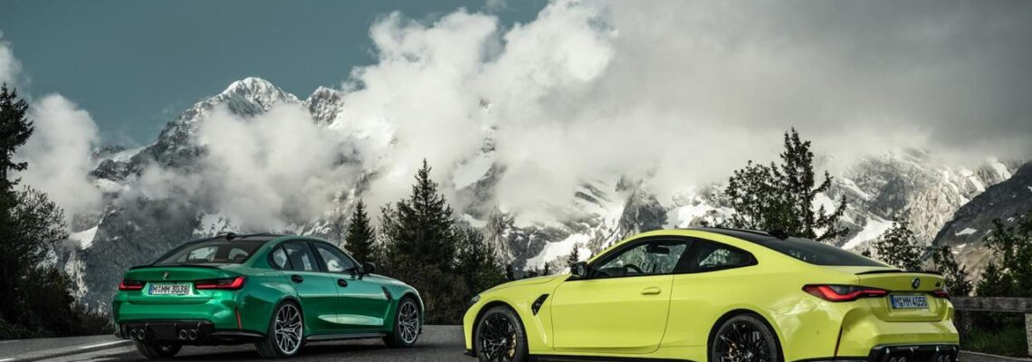 BMW M3 Sedan And M4 Coupe – Unveiling In Less Than 24 Hours