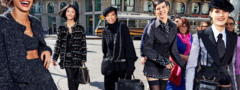 Dolce&Gabbana: FW 2020/2021 ADV Campaign