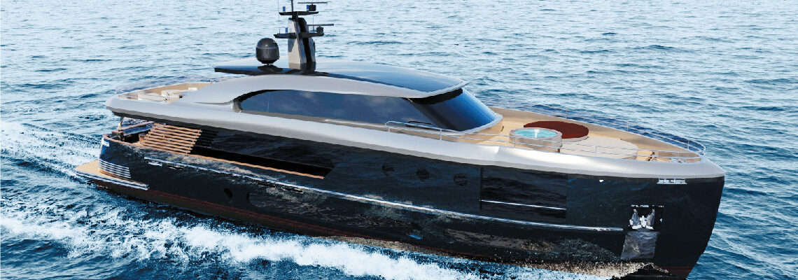 The Arrival Of The Flagship Of Flagships:  The Magellano 30 Metri