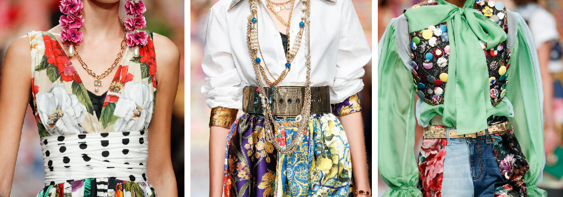 Dolce&Gabbana Spring-Summer 2021 Women's Fashion Show