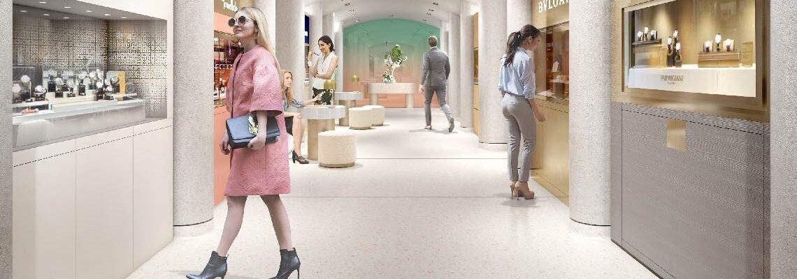 New Boutique Haute Horlogerie Concept Store Opening Soon