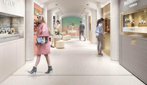 New Boutique Haute Horlogerie Concept Store