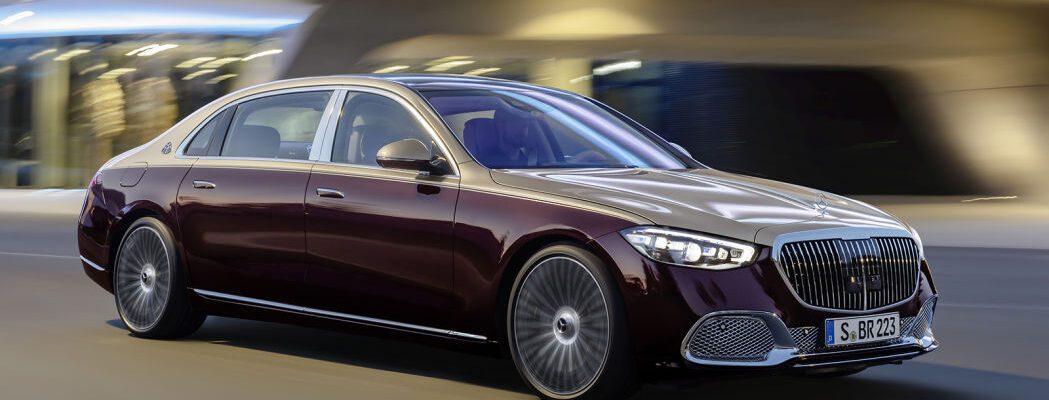 The Absolute Pinnacle Of Mercedes Luxury