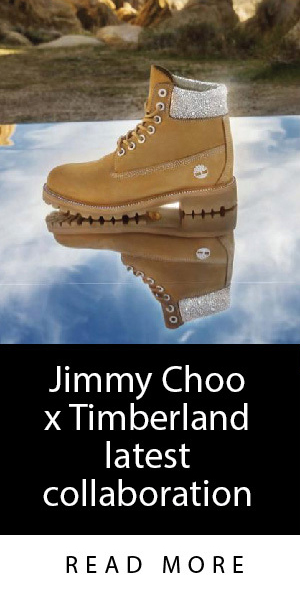 Jimmy Choo x Timberland 2020