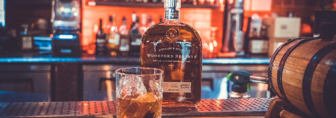 Celebrating Old Fashioned Week With Woodford Reserve