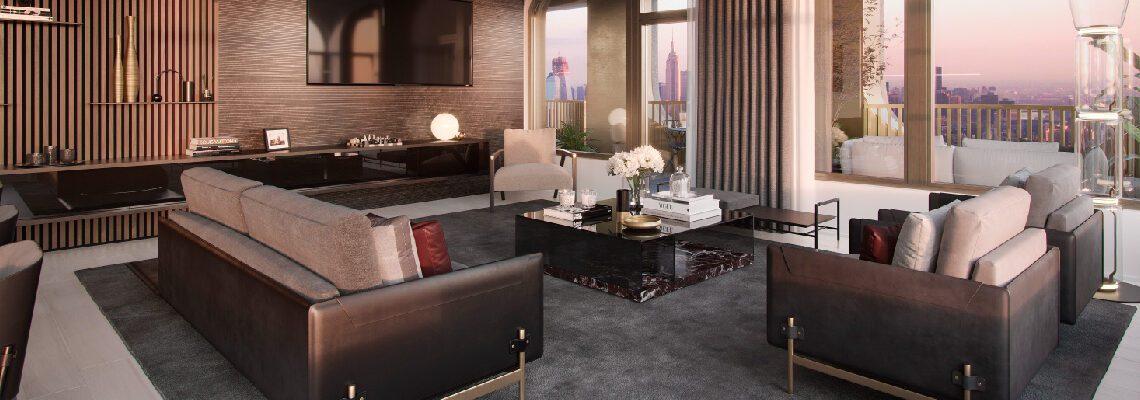 Aston Martin And Sir David Adjaye Unite To Create Five Luxury Homes In NYC