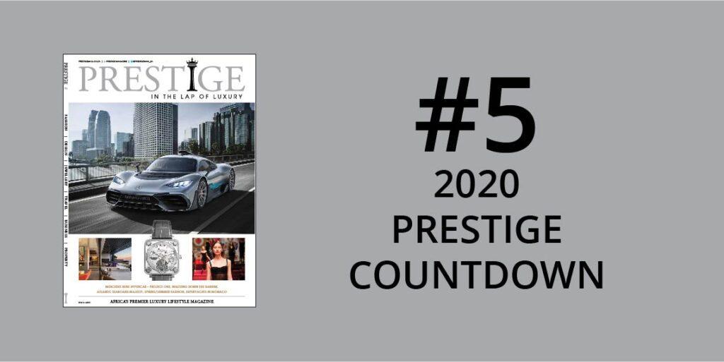 Prestige Magazine Issue 96