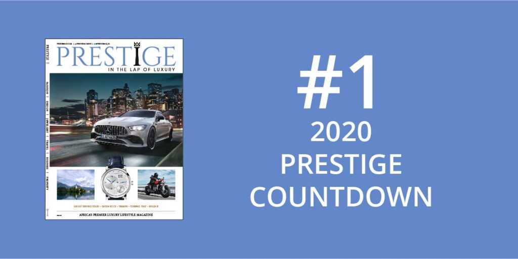 Prestige Magazine Issue 100
