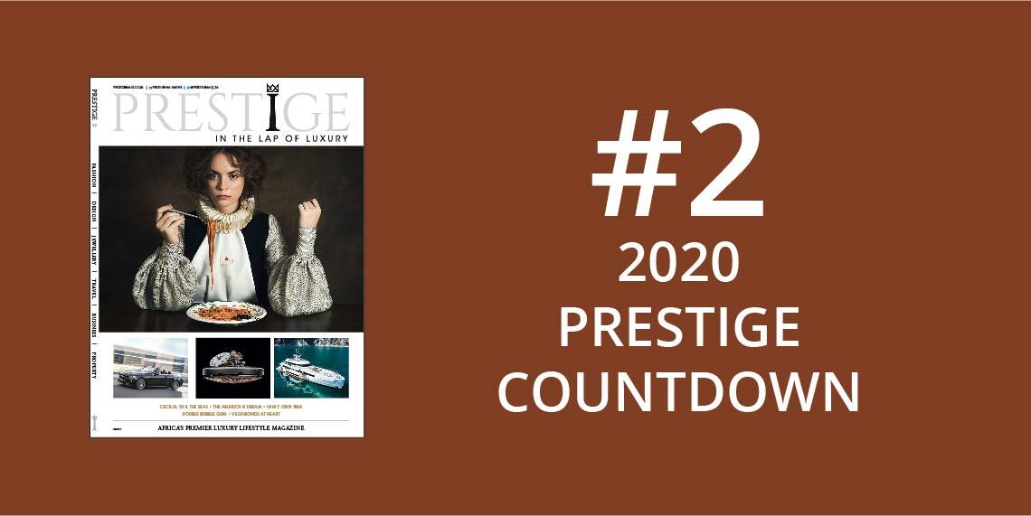 Prestige Magazine Issue 99