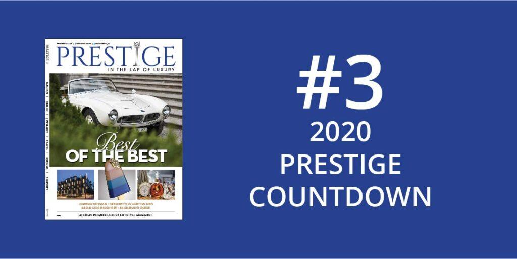 Prestige Magazine Issue 98