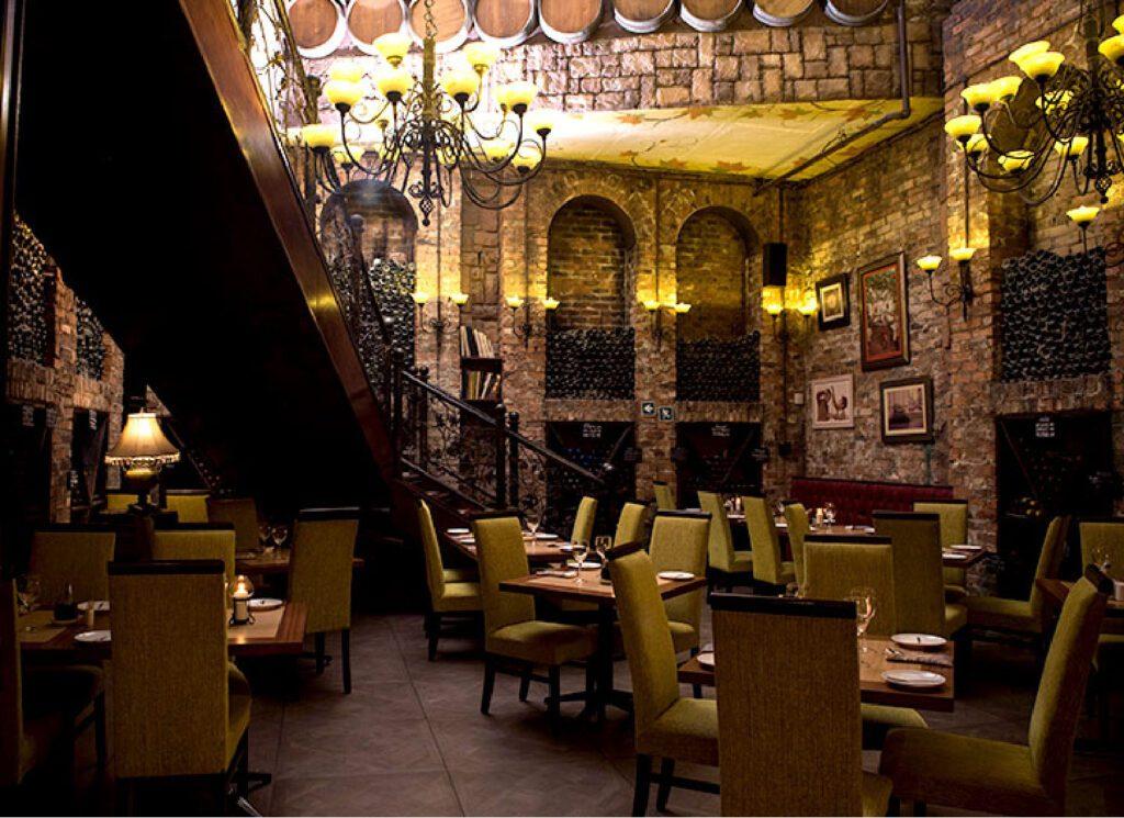 Verdicchio Restaurant and Wine Cellar