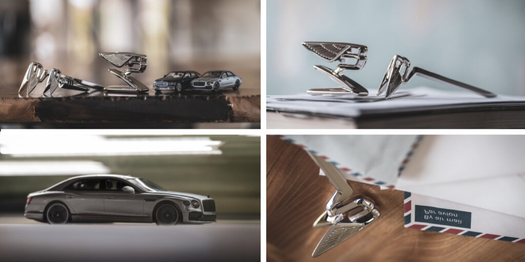 Bentley Flyer Spur Accessory Collection