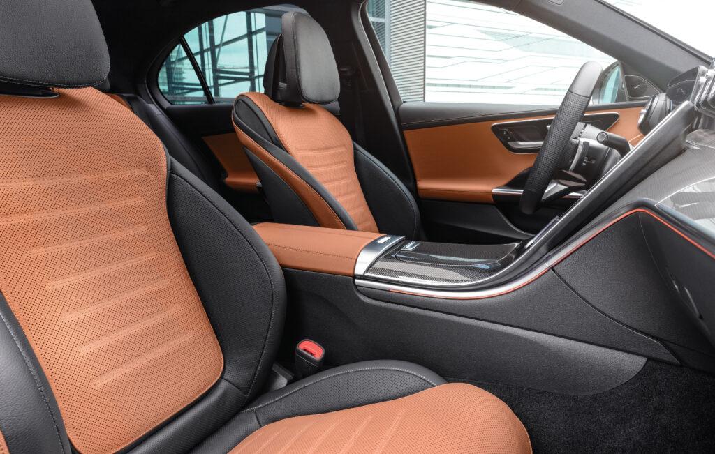 Mercedes C Class Interior Seats