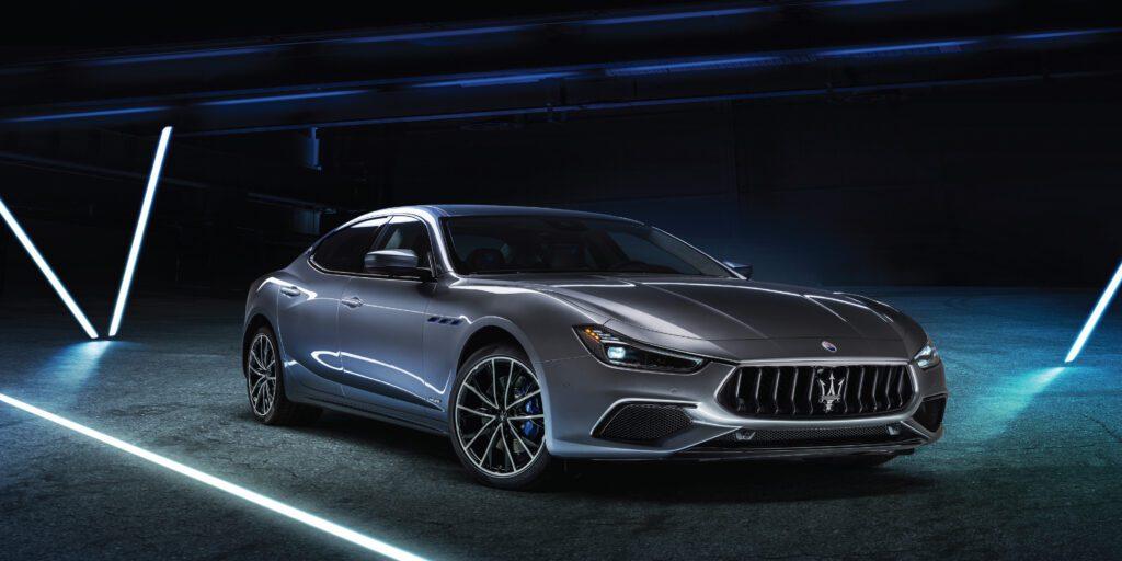 Maserati Celebrates the Start of a New Era.
