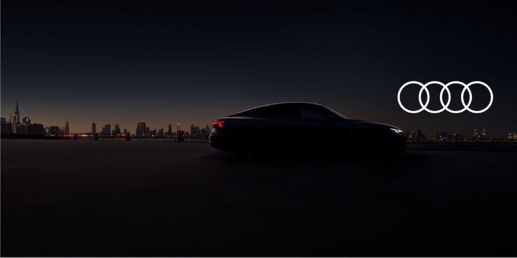 World premiere of the Audi e-tron GT