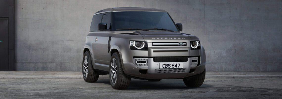 Land Rover's New Defender V8