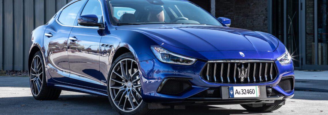 The New Maserati Celebrates The Start Of A New Era
