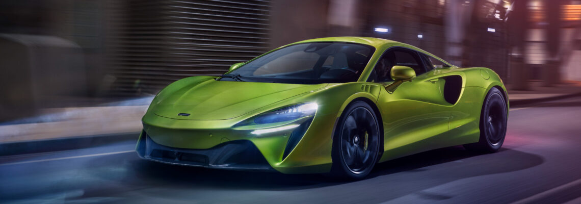 McLaren Artura – A Ground-breaking Supercar