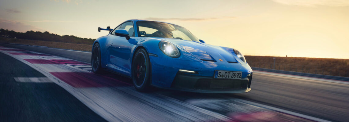 The New Porsche 911 GT3 Is Off The Leash