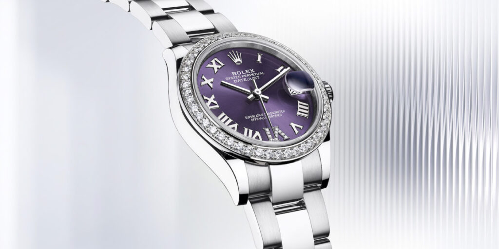 The Rolex Oyster Perpetual Datejust 31