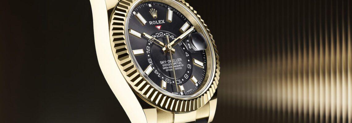 The New Rolex Sky-Dweller
