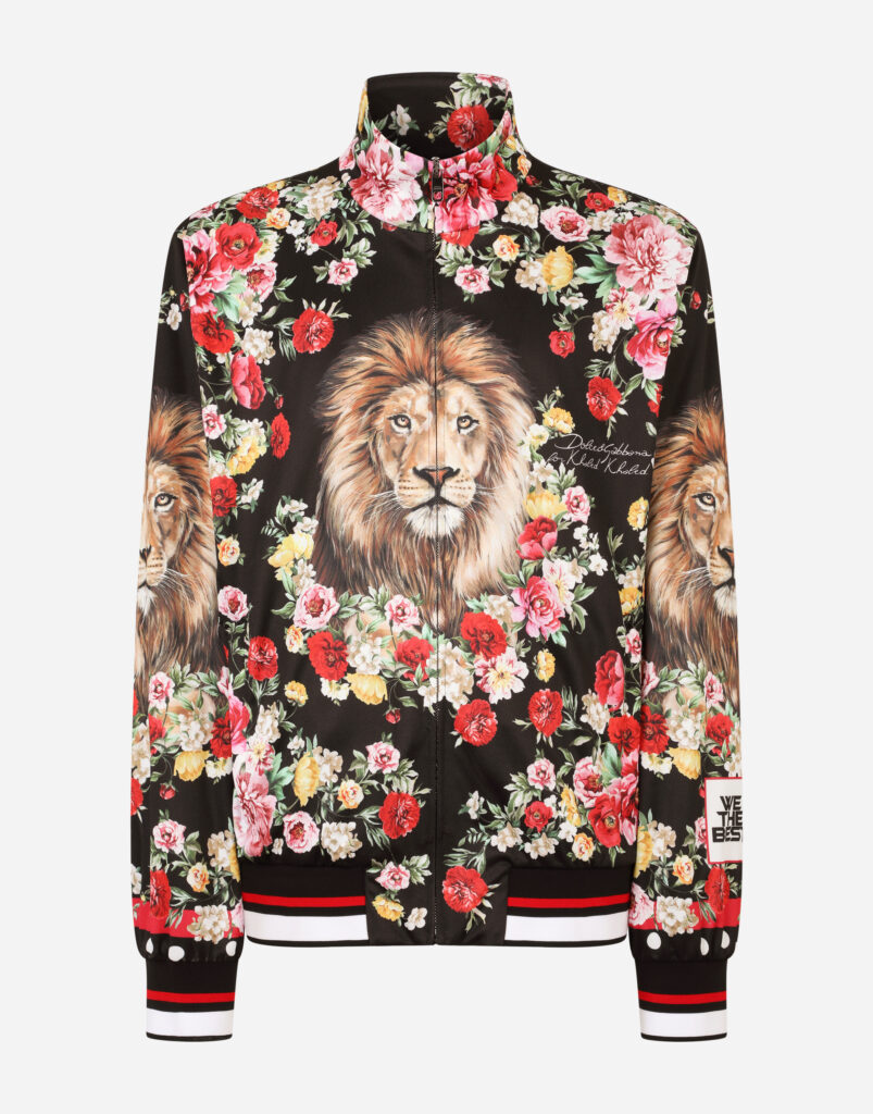 Dolce & Gabbana DJ Khaled clothes