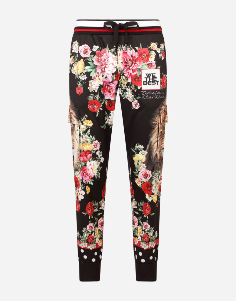 Dolce & Gabbana and DJ Khaled long pants