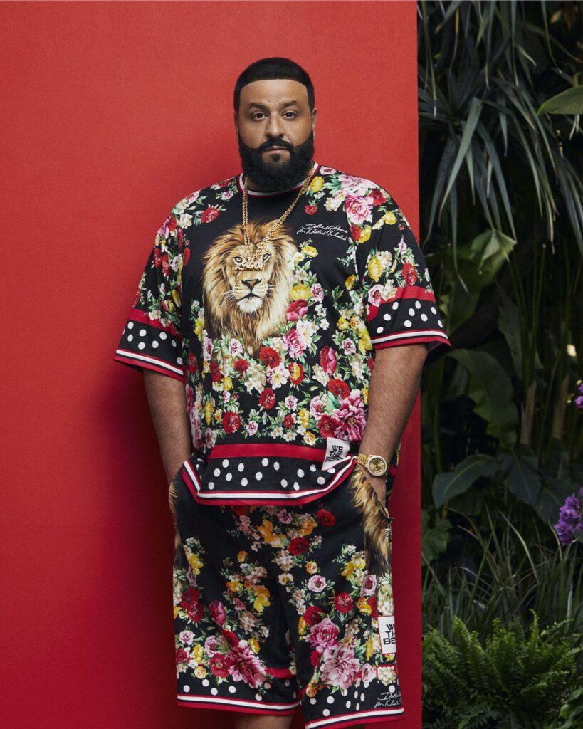 Dolce & Gabbana DJ Khaled