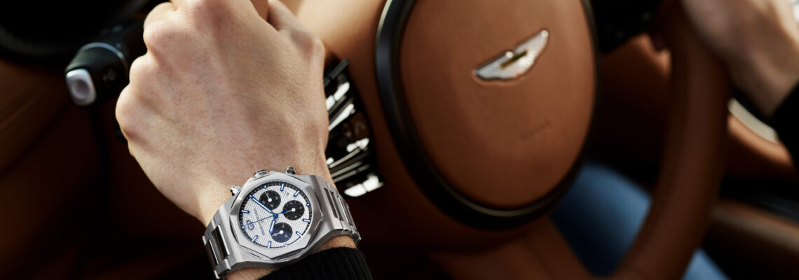 Girard-Perregaux: Official Watch Partner For Aston