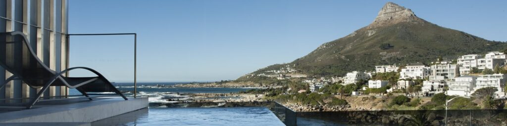 Camps Bay Mountain View