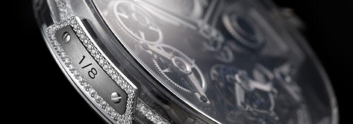 Ulysse Nardin's Sparkling Free Wheel Limited Edition