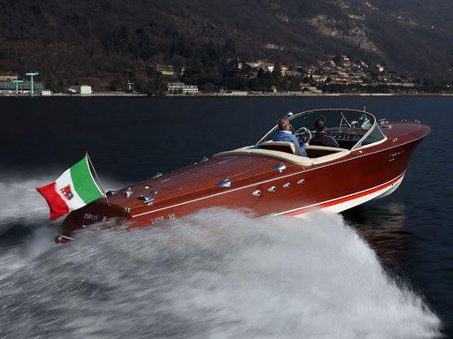 Riva Tritone Special Riva Handcrafted Boats