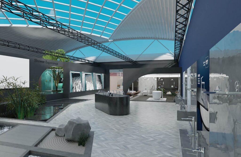 Grohe virtual showroom