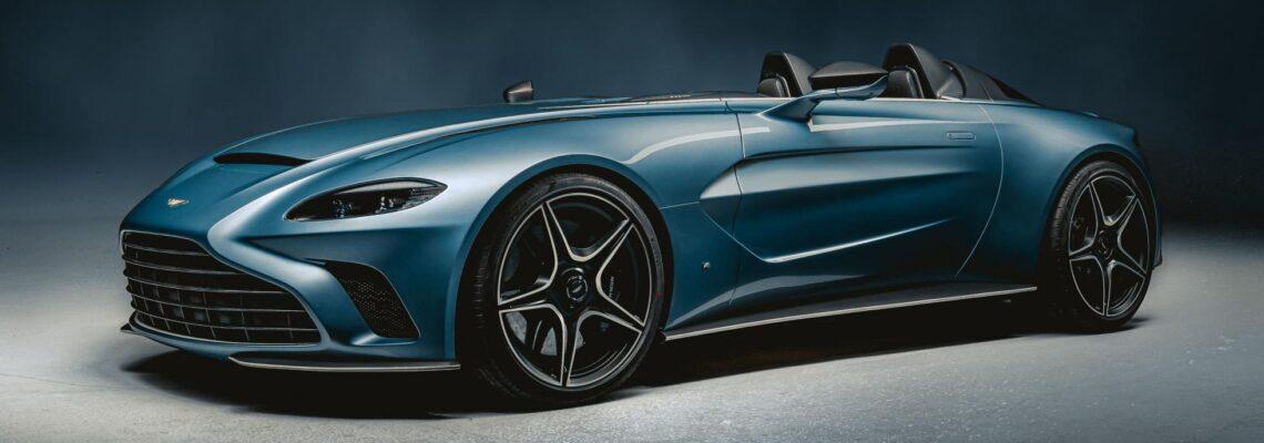 Limited Edition Aston Martin V12 Speedster