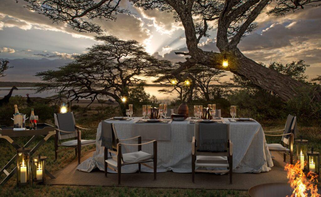 Serengeti sojourn luxury tented camp