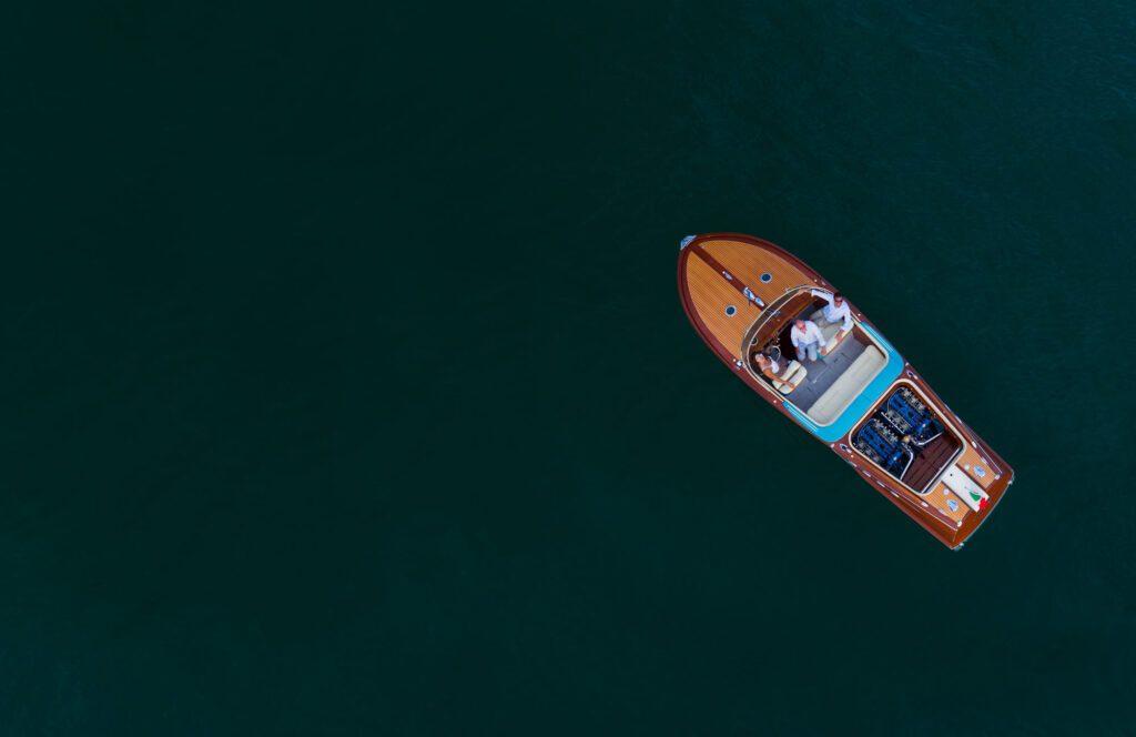 Riva Aquarama Lamborghini Riva Handcrafted Boats
