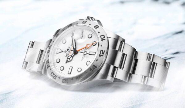 Rolex's Oyster Perpetual Explorer II