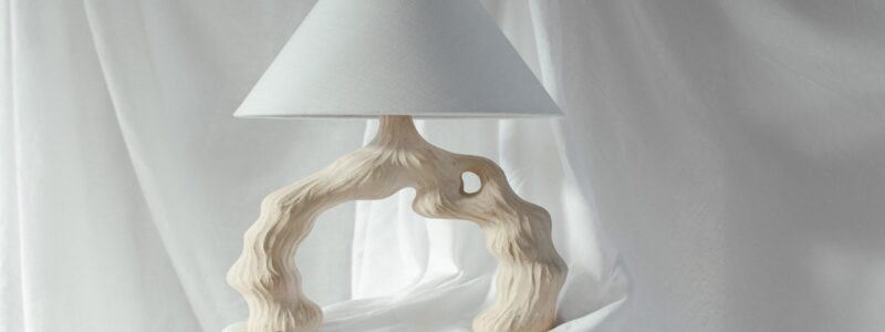 Palmy Living's New Sculptural Lamps