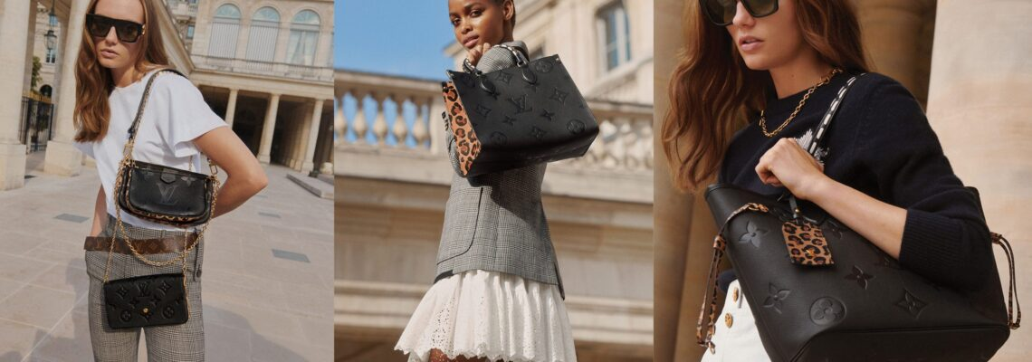 Louis Vuitton Wild At Heart Collection