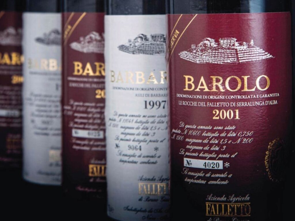 Barolo vs Barbaresco wines - Barolo