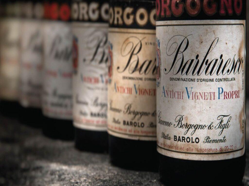 Barolo vs Barbaresco wines - Barbaresco