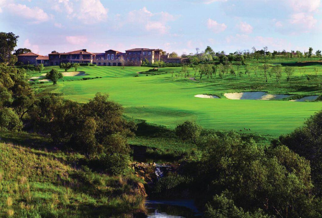Blair Atholl Golf and Equestrian Estate Fairway